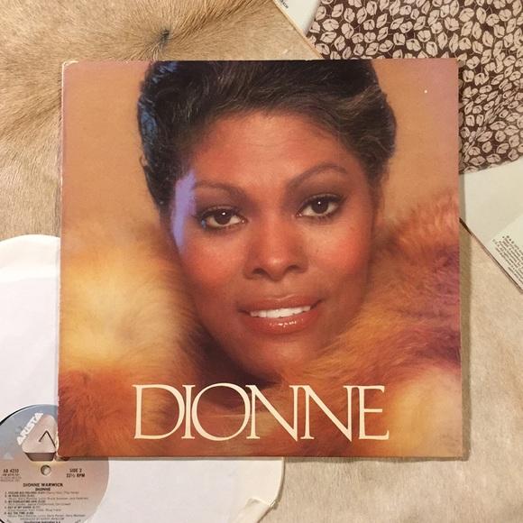 "Dionne Warwick - ""DIONNE"" 1979 Vinyl LP"